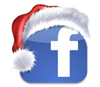 Facebook Christmas icon